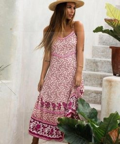 Das Kleid im Hippie Stil